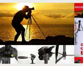 Trípode para cámara fotográfica Maxell