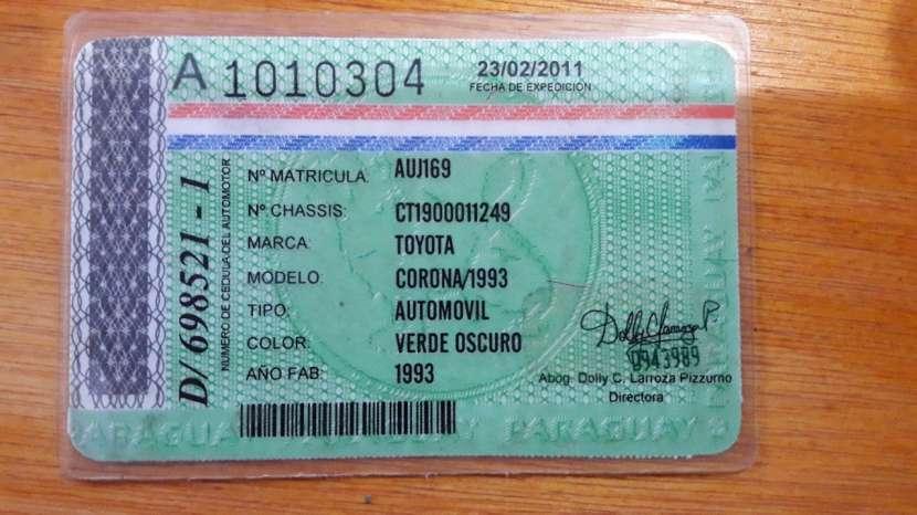 Toyota Corona Automático - 5