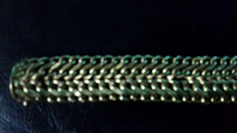 Pulsera de oro de 19.8 gramos - 1