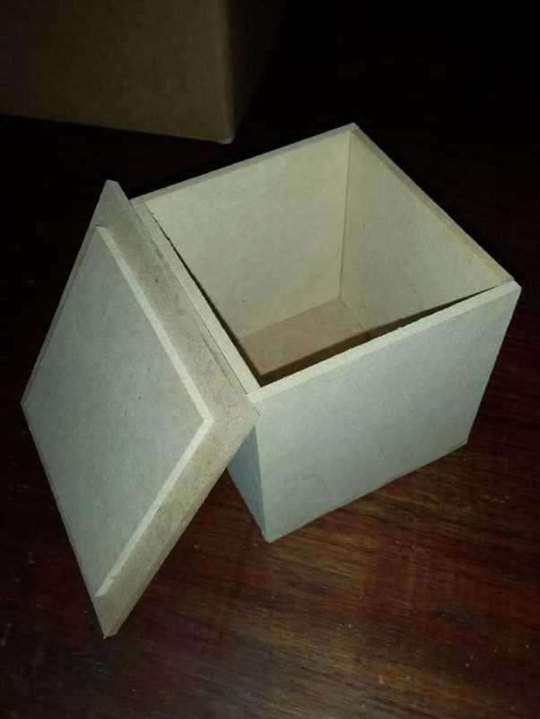 Cajitas de madera fibro fácil - 3
