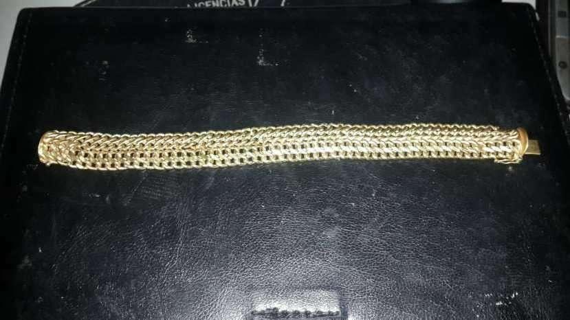Pulsera de oro de 19.8 gramos - 0