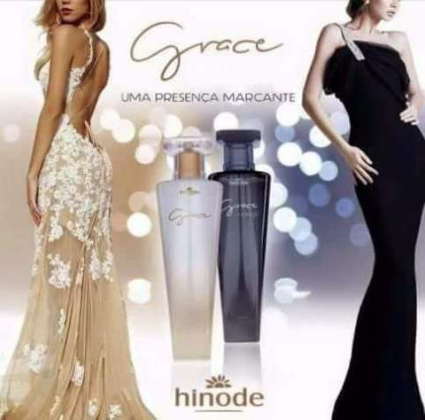 Perfume Hinode Grace - 1