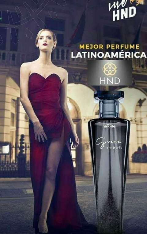 Perfume Hinode Grace - 2
