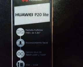 Huawei p20 lite sin tanto uso color rosa 32GB