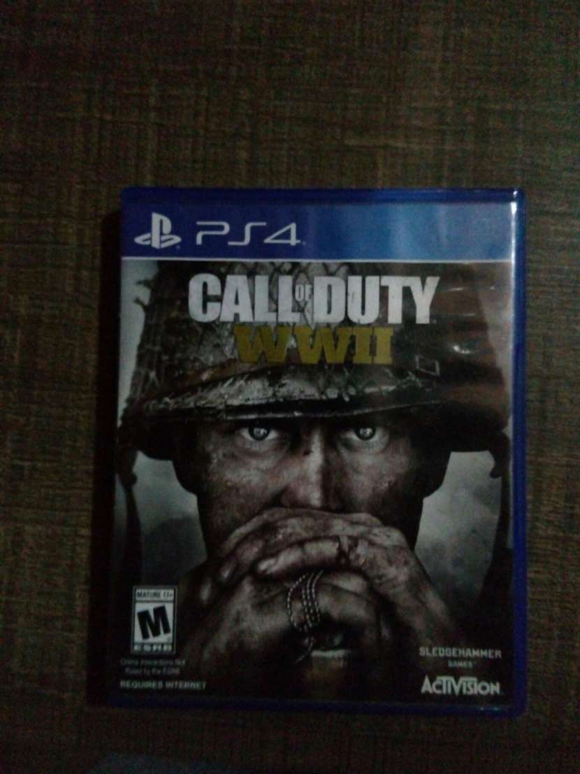 Call Of Duty WW2 para PS4 - 0