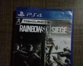 Tom clancy's Rainbow six para PS4
