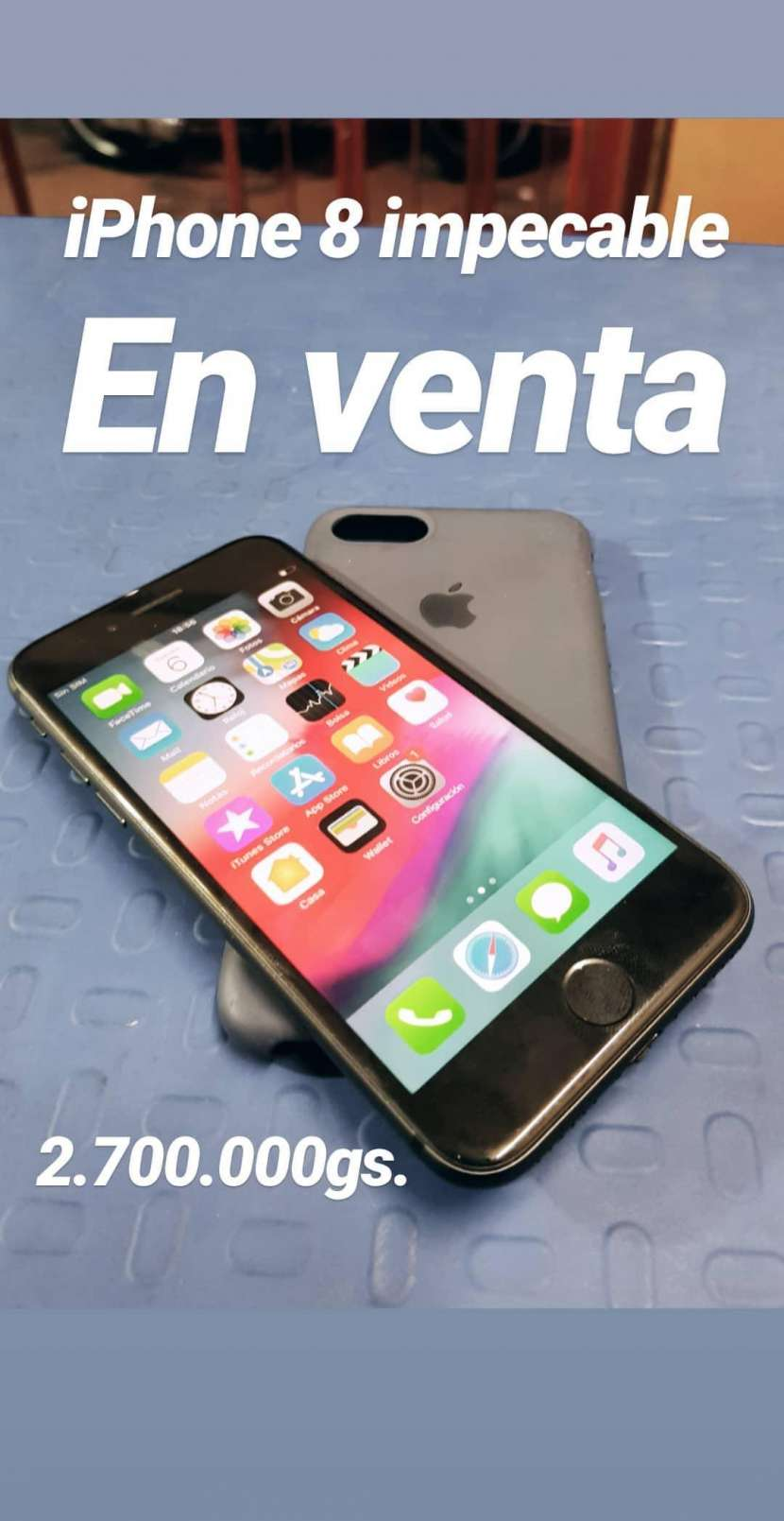 iPhone 8 - 0