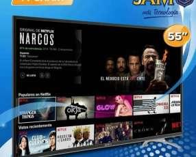 TV Smart JAM 55 pulgadas