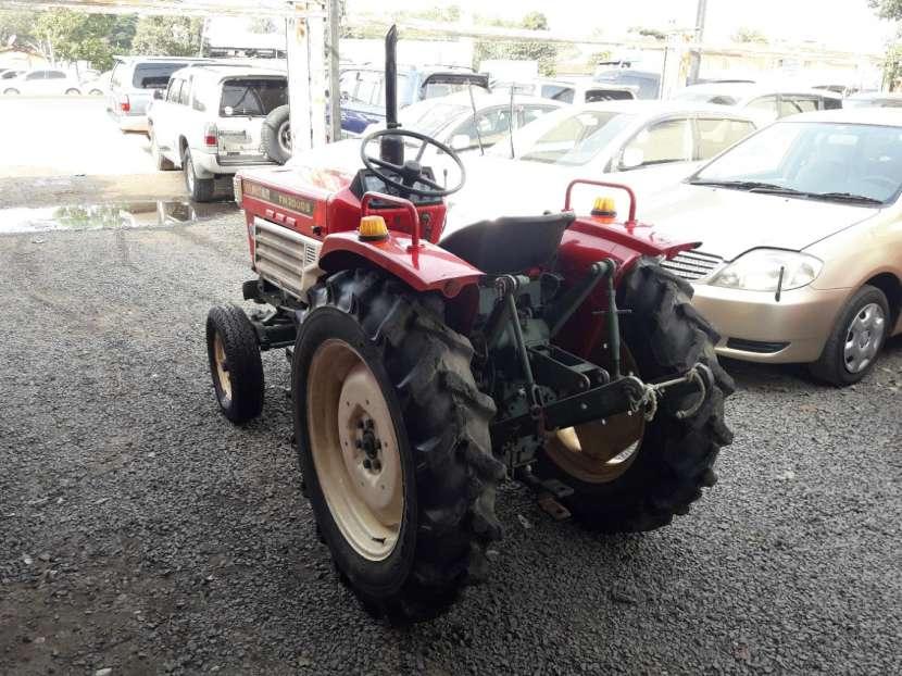Tractor yanmar - 0