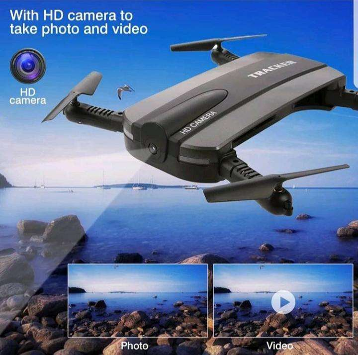 Drone con cámara hd - 0