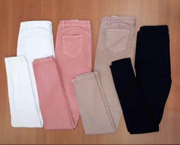 Jeans elastizado - 0