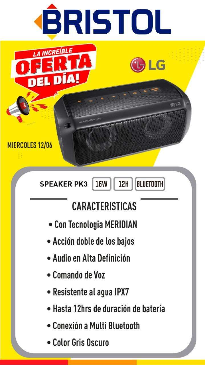 Speaker LG PK3 - 0