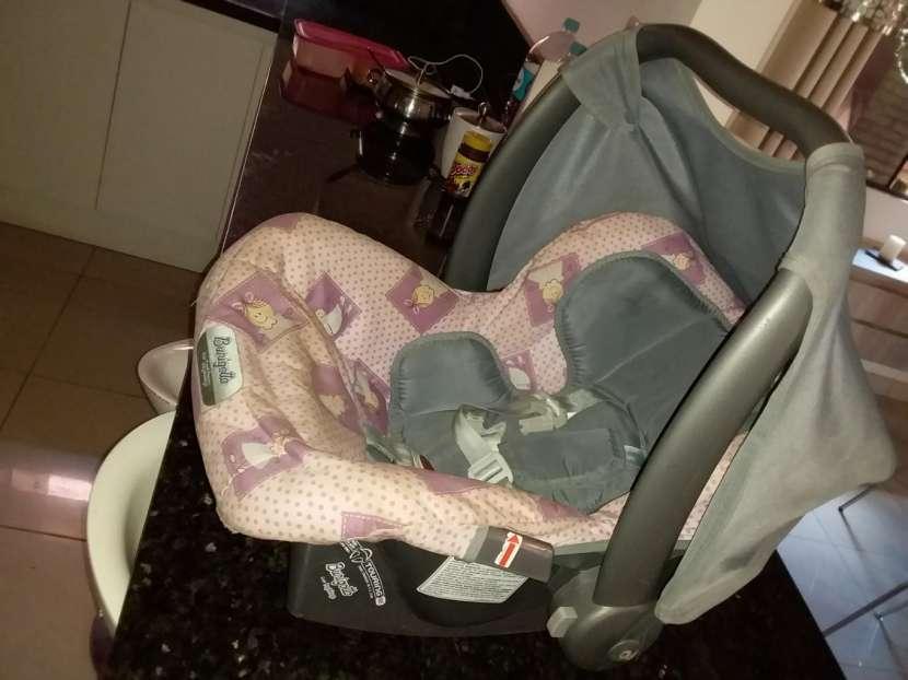 Carrito mas Asiento para bebe - 1
