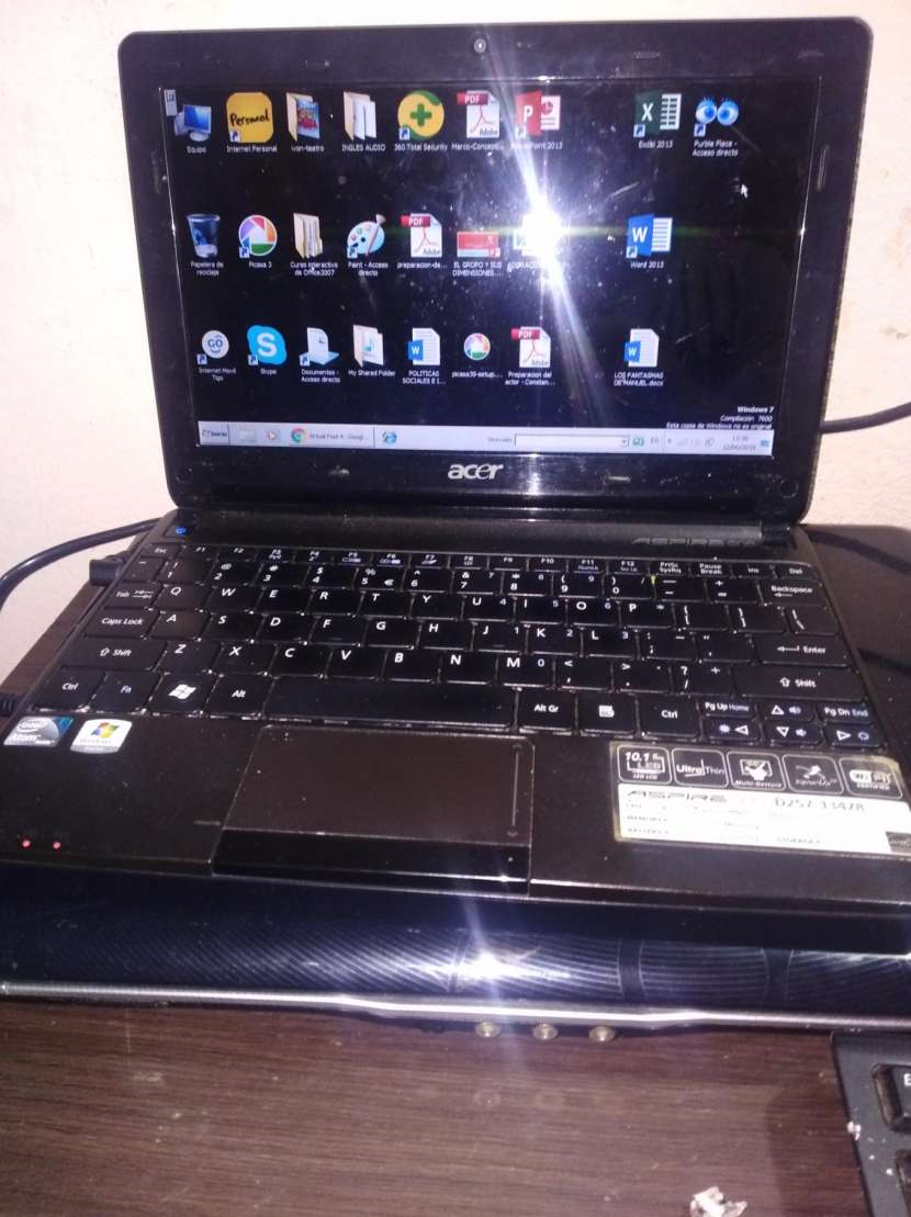 Mini notebook Acer - 2