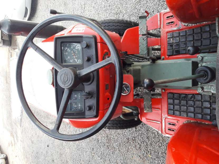 Tractor yanmar - 2