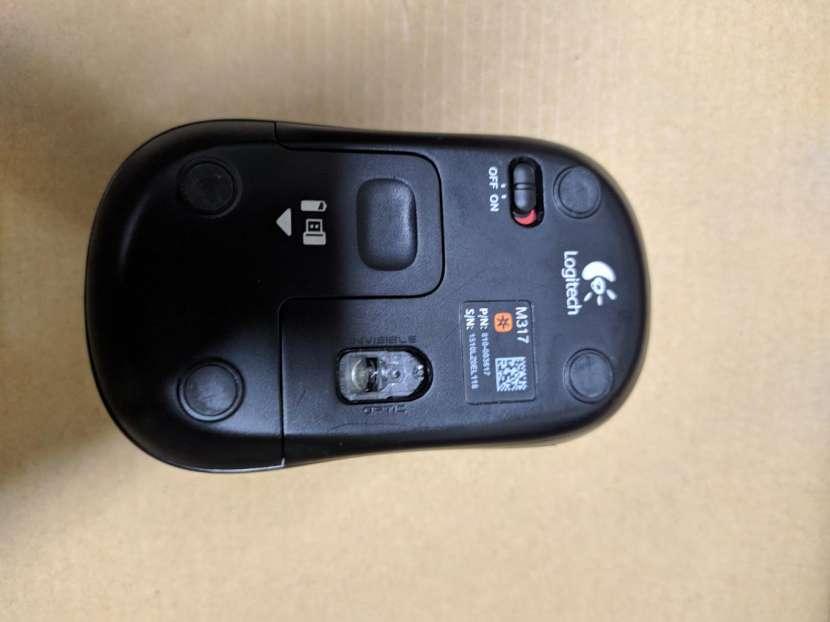 Mouse Inalámbrico Logitech M317 - 2