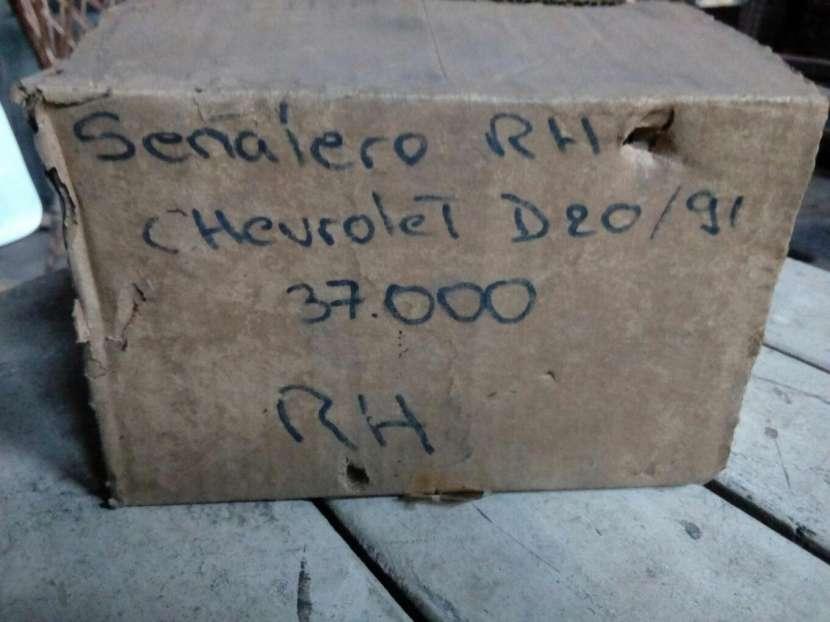 Señalero RH Chevrolet - 3