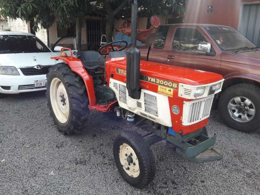 Tractor yanmar - 3