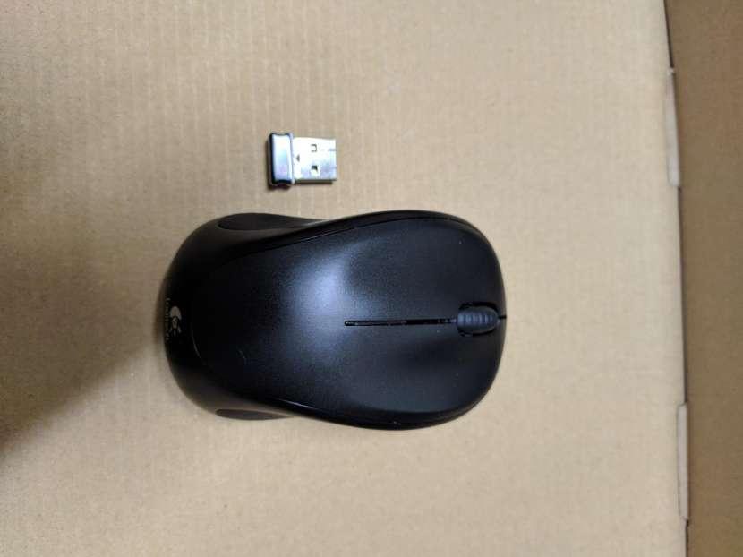 Mouse Inalámbrico Logitech M317 - 3