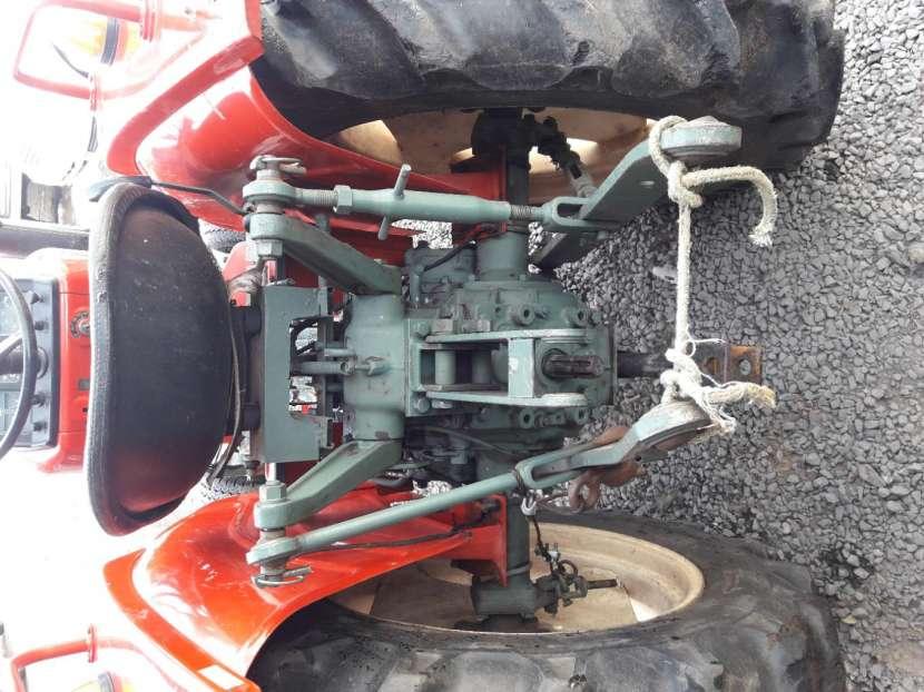 Tractor yanmar - 4