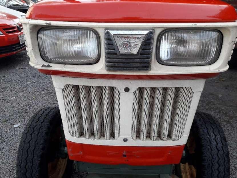 Tractor yanmar - 5