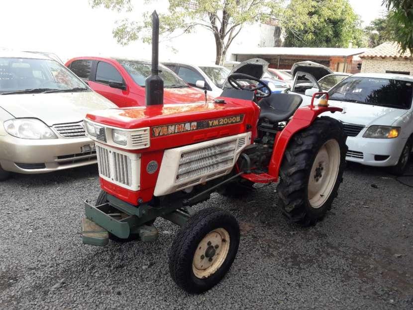 Tractor yanmar - 6