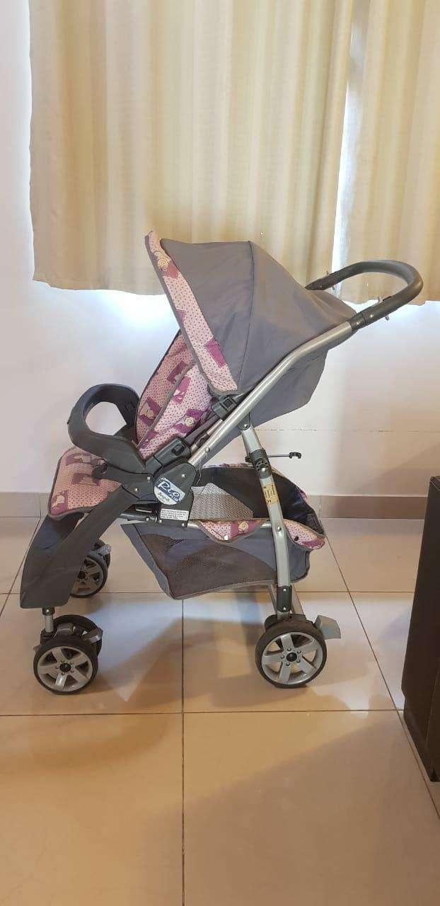 Carrito mas Asiento para bebe - 6