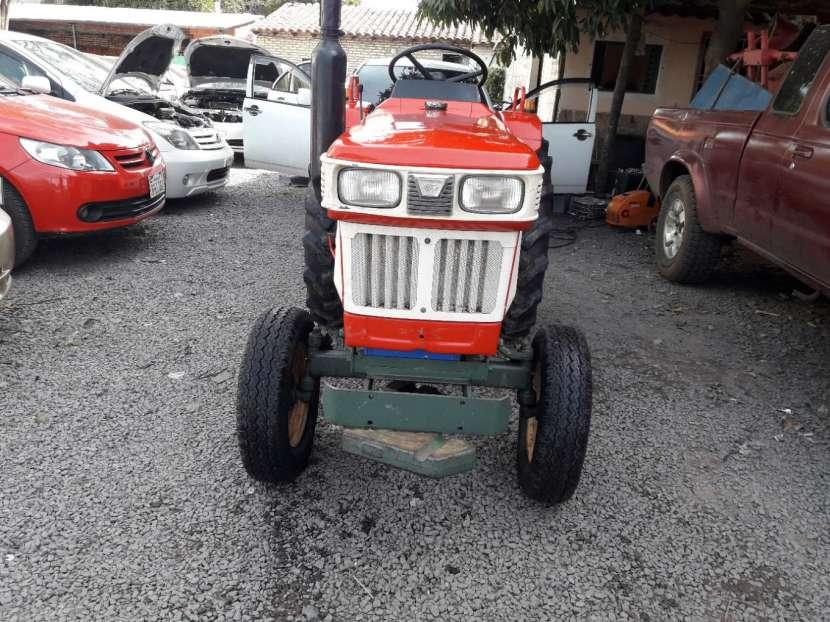 Tractor yanmar - 7
