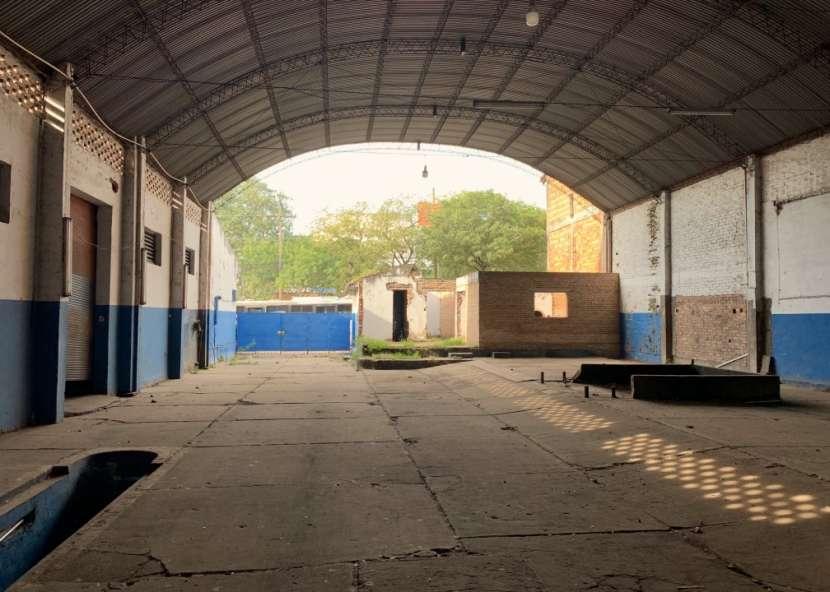 Tinglado de 1200 m2 Sobre Avda. Artigas - 0