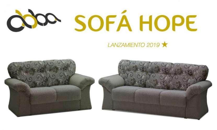 Sofá hope 3 + 2 lugares - 0