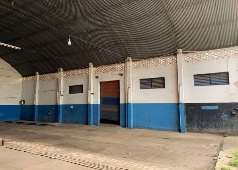 Tinglado de 1200 m2 Sobre Avda. Artigas - 3