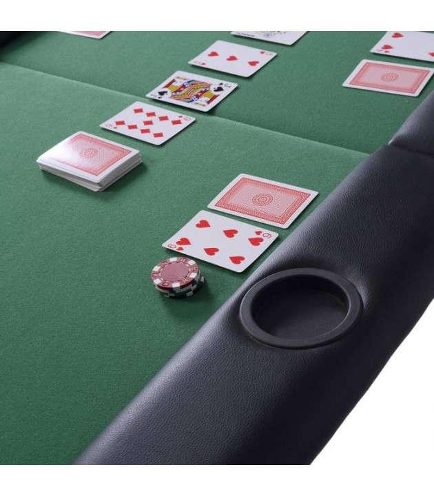 Mesa póker para 8 jugadores - 2
