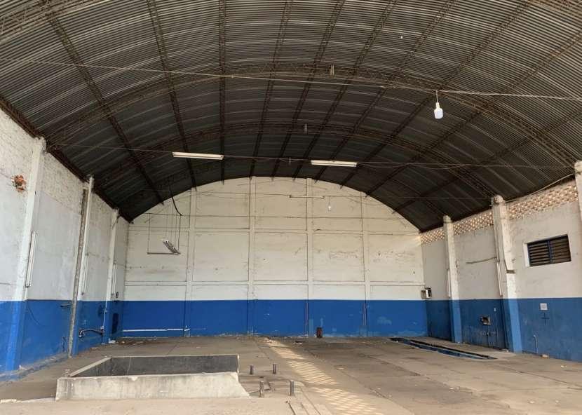 Tinglado de 1200 m2 Sobre Avda. Artigas - 1