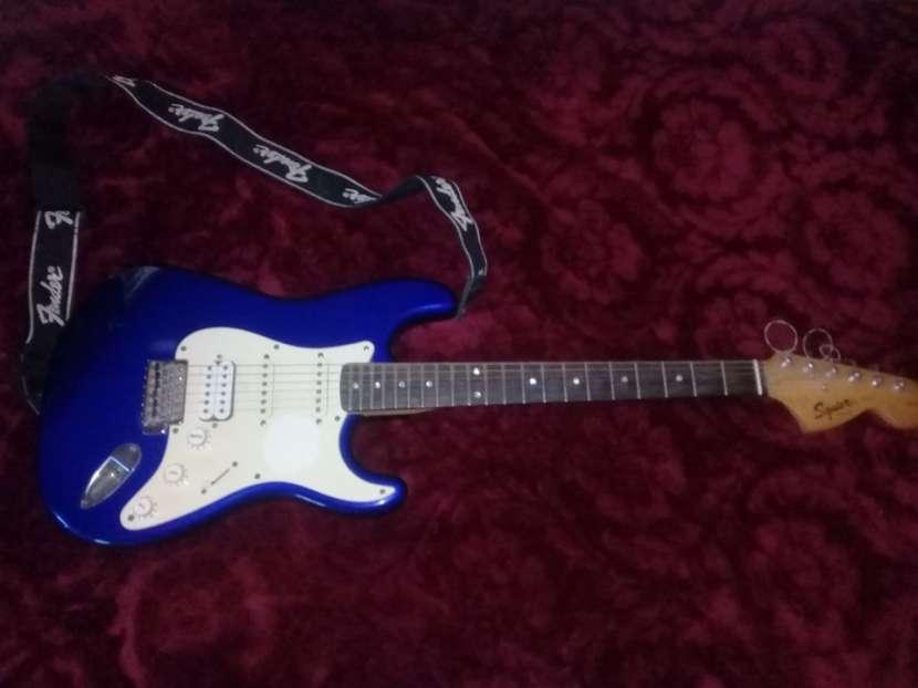 Squier Fender con Ampli - 0