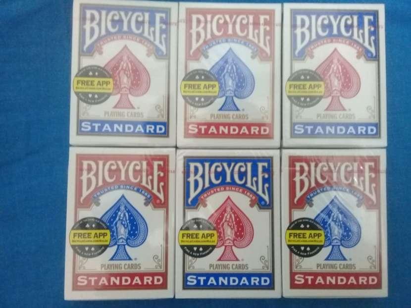 Cartas de Póker Bicycle - 0