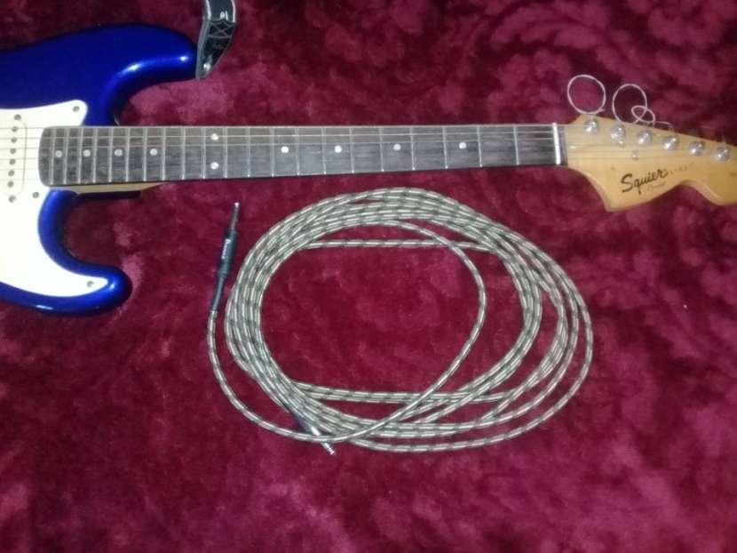 Squier Fender con Ampli - 2