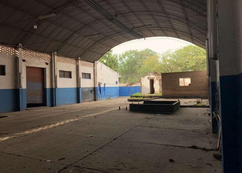 Tinglado de 1200 m2 Sobre Avda. Artigas - 2