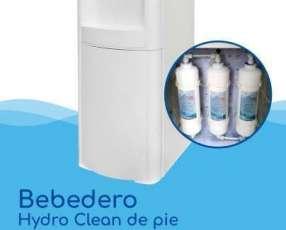 Bebedero de agua purifcada
