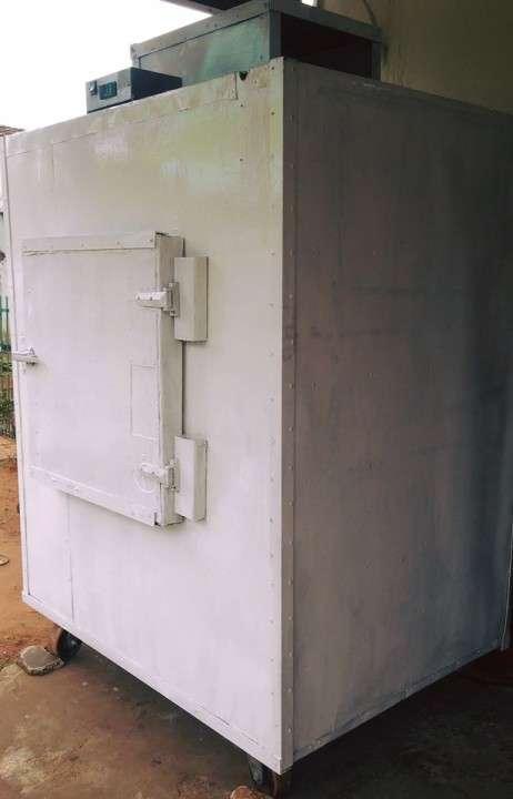 Camara frigorifica - 0