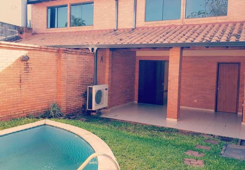 Duplex en luque villa adela - 1