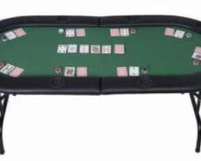 Mesa póker para 8 jugadores