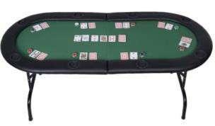 Mesa póker para 8 jugadores - 0