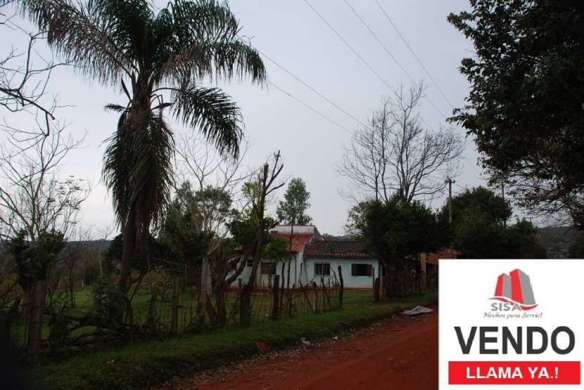 1 Hectárea en la Ciudad de Paraguarí - 0