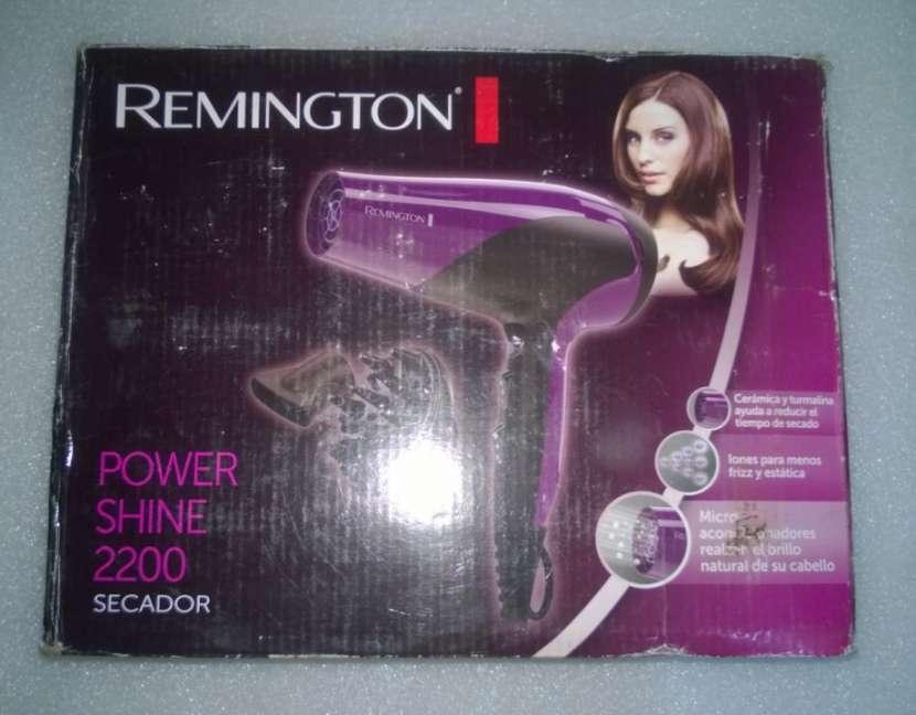 secador de pelo nuevo Remington! - 1