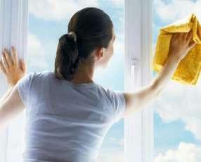 Servicios de limpieza de vidrios