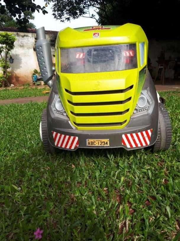 Camión brutus Bandeirante - 0