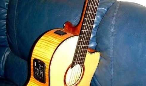 Guitarra profesional yamaha NCX900 - 0