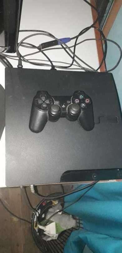 PS3 con 36 juegos y 1 control - 0