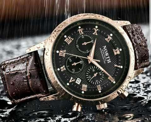Reloj North con cronógrafo militar - 1