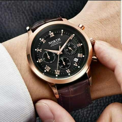 Reloj North con cronógrafo militar - 2